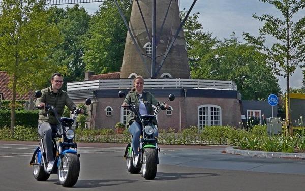 E-Chopper Fun - De Molen Kaatsheuvel